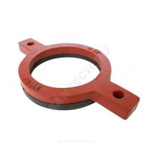 Кольцо опорное чугун SML Ду 200 с гальванизированной резиной FP PREIS 21237