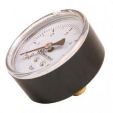 """Манометр МDА 50/6 - 1/4"""" для измерения показания величины давления насоса ст 9003 Джилекс"""