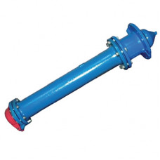 Гидрант чугун пожарный h=750мм