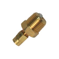 Ниппель импульсной трубки G1/16-R1/4 003L8151 Danfoss