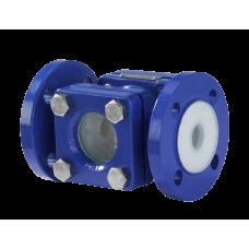 Клапаны обратные Swissfluid серии SBC футерованные DN - 15 - 150