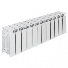 Радиатор комбинированный TENRAD AL/BM 150/120 12-секций артикул TNRD.AL/BM 15/12