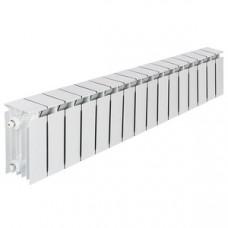 Радиатор комбинированный TENRAD AL/BM 150/120 16-секций артикул TNRD.AL/BM 15/16