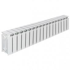 Радиатор комбинированный TENRAD AL/BM 150/120 18-секций артикул TNRD.AL/BM 15/18