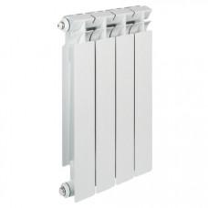 Радиатор биметаллический TENRAD BM 500/80 4-секции артикул TNRD.BM 58/4
