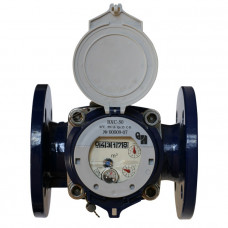Счетчик для холодной воды ВХ-100 Ду100 Ру16 Т50С фланцевый Водоприбор
