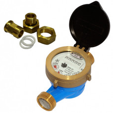 Счетчик для холодной воды ВКМ-20 Ду20 Т50С в комплекте ПК Прибор