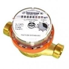 Счетчик для горячей воды ВСГ-15 Ду15 L=110 Ру16 Т90С без комплекта Тепловодомер