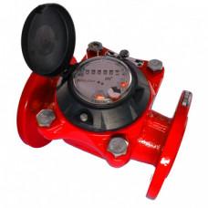 Счетчик для горячей воды ВСГН-100 Ду100 Т150C фланцевый Тепловодомер