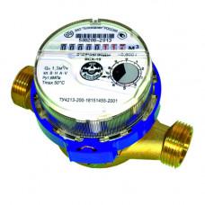 Счетчик для холодной воды ВСХ-15 Ду15 L=110 Ру16 Т50С без комплекта Тепловодомер