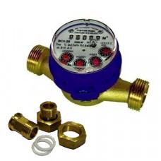 Счетчик для холодной воды ВСХ-20 Ду20 Ру16 Т50C в комплекте Тепловодомер