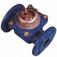 Счетчик для холодной воды с импульсным выходом ВСХНд-100 Ду100 Т50С 100л/им фланцевый Тепловодомер